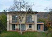 Vlastní dům architekta ze slaměných panelů ECOCOCON